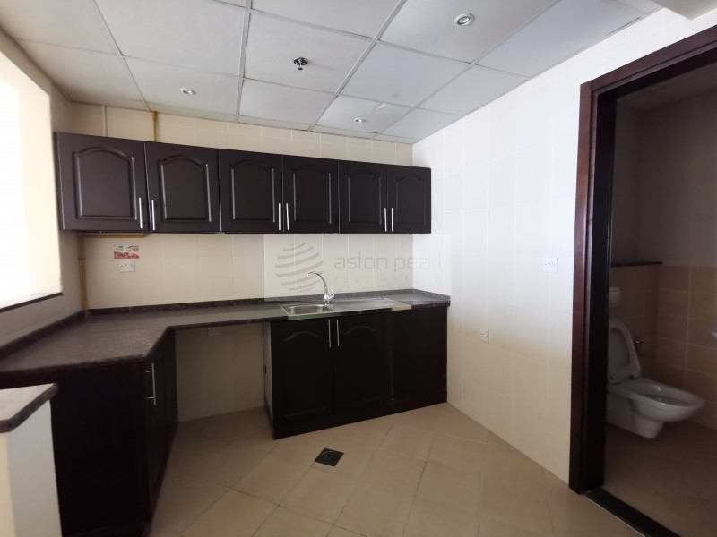 Exclusive, 2BR, Vacant, Chiller free