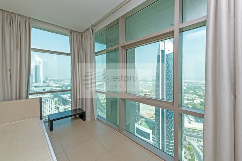 View of Zabeel and Greenery, Modern 1BR High Floor