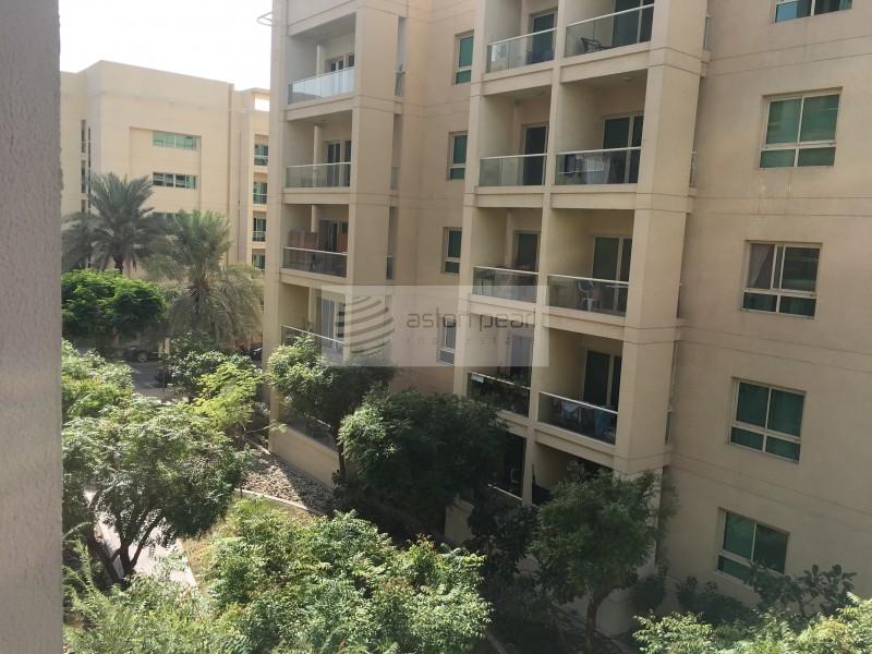 EXCLUSIVE | Quite 1BR | Beautiful Garden View