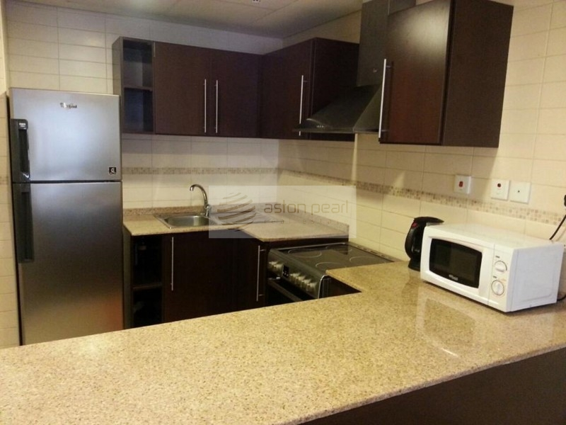 Goldcrest Views 2, 1BR with Full Lake View