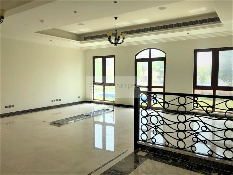 4 BR | Vacant | Orange Lake | Jumeirah Golf Estate