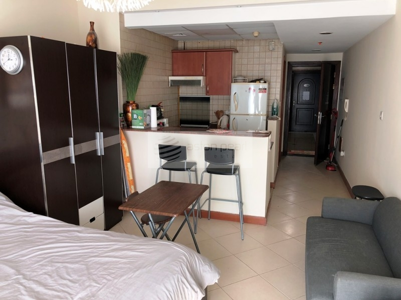 Fully Furnished Studio | Ready to Move in