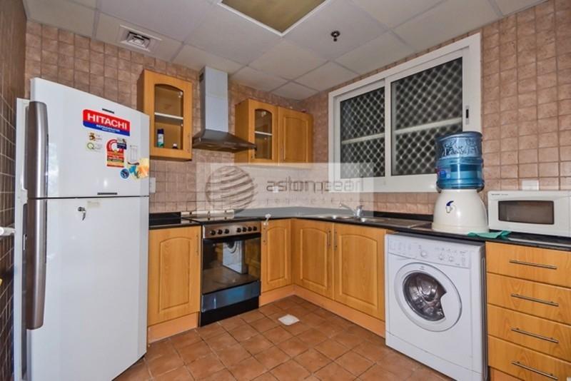 Beautiful 1BR | Close Kitchen | Marina View