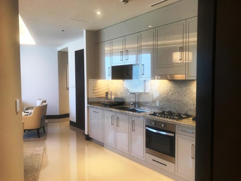 All-Inclusive Brand New 1BR   The Address Sky View