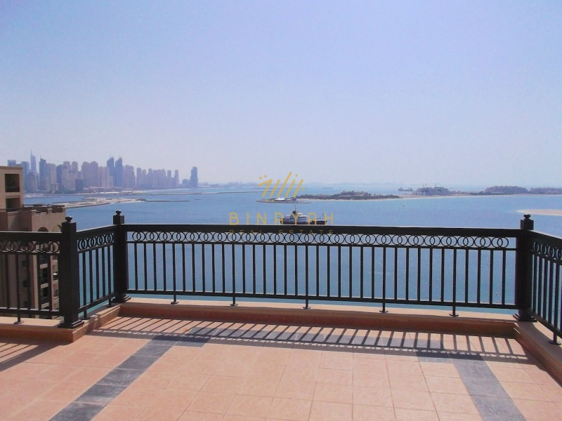 6 Bedroom Imperial Penthouse in Fairmont Palm
