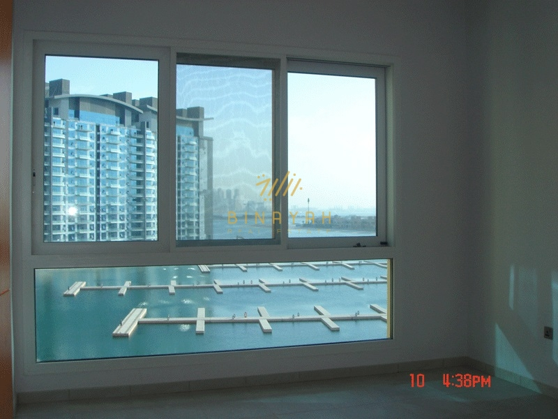 Sea view 3 Bedroom with Maid's room