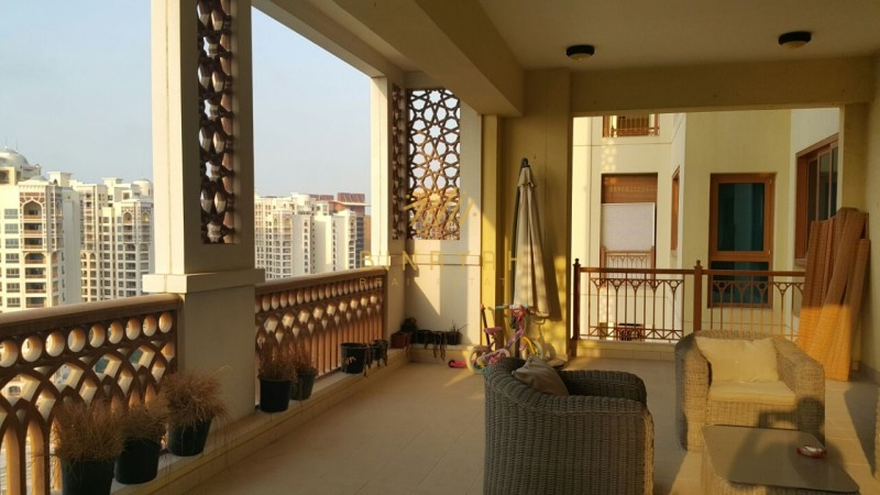 3 Bedroom at Marina Residences 3 Type B High Flr