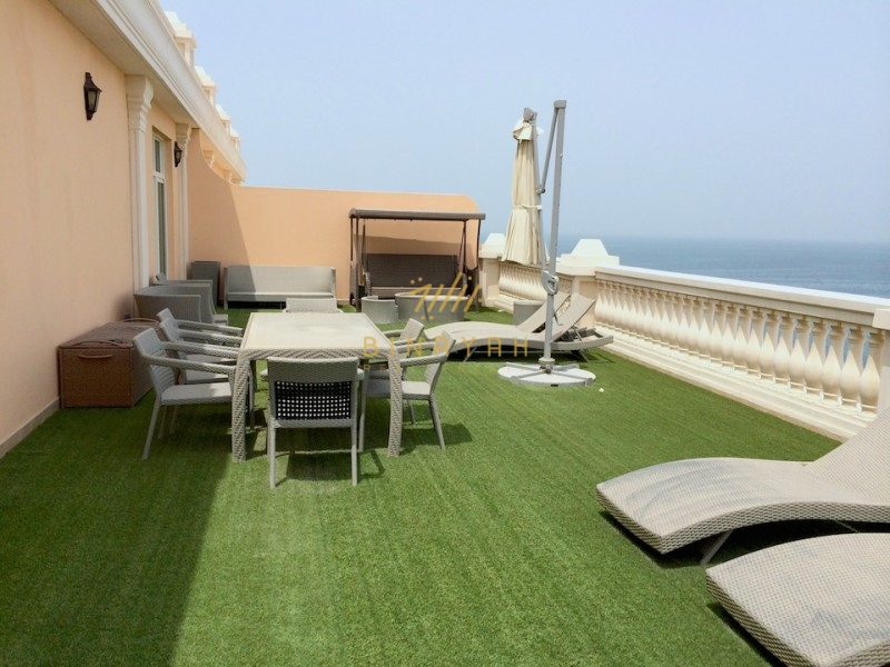 Partial 3 Bedroom Apartment in Kempinski Palm