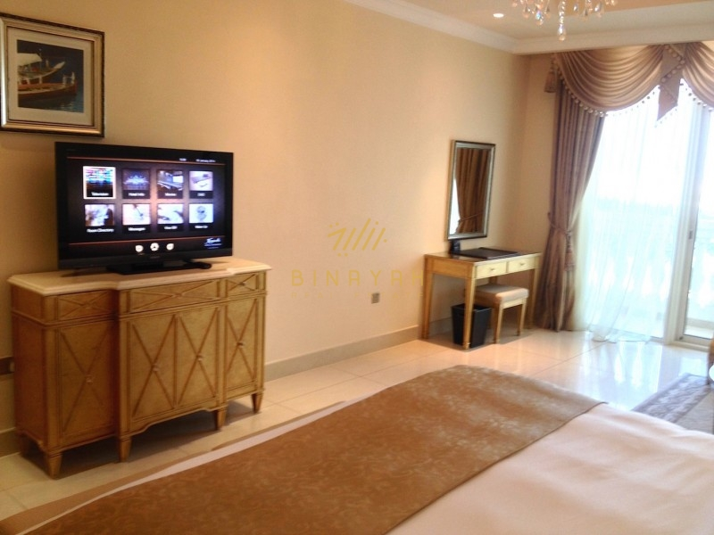 Magnificent 3 Bed Apartment in Kempinski Palm