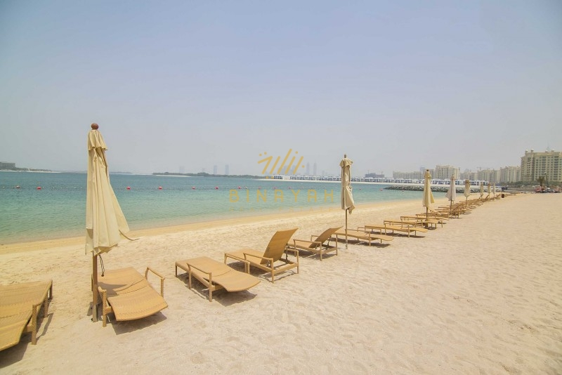 Appealing 1 bedroom beachfront apartment
