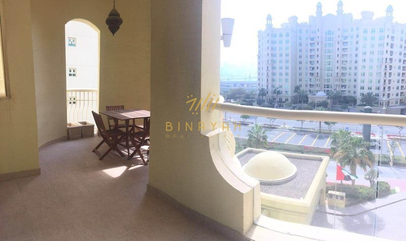 2 Bedroom in Al Haseer Type E at Palm Jumeirah