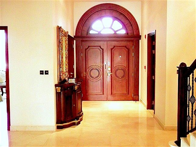 5 Bed Villa in Kempinski Palm Residence