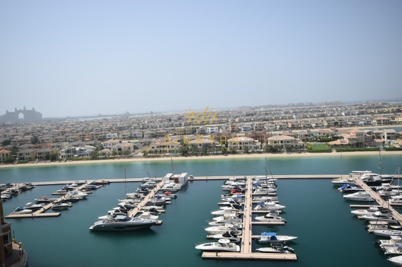 3 Bedroom in Marina Residence with Atlantic view
