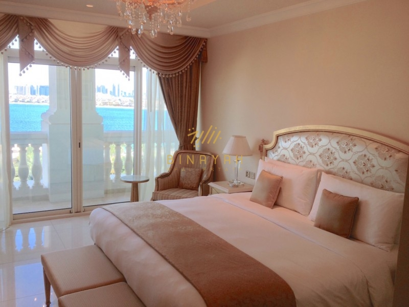 Luxury 2 Bed Apartment in Kempinski Palm