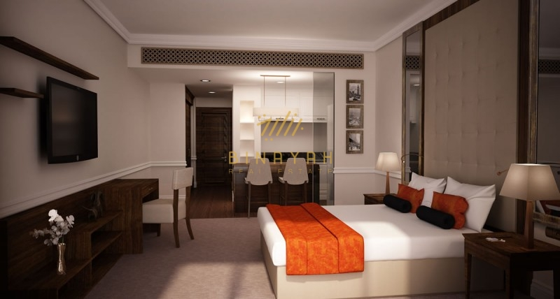 Luxury hotel apartment in Dukes Oceana
