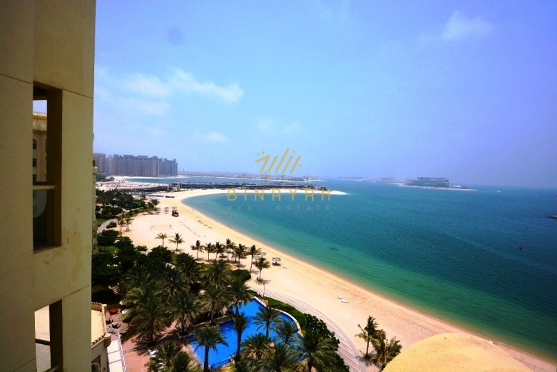 Top floor 1 Bedroom with full sea view