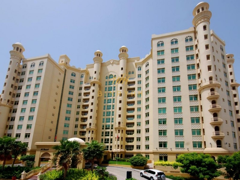 3 Bedroom Type A Vacant Palm Jumeirah