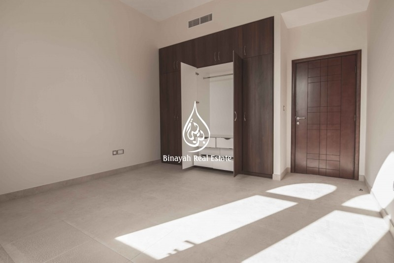 4 Bedroom with Maid Villa Single Row Type - B For Rent at Dubailand