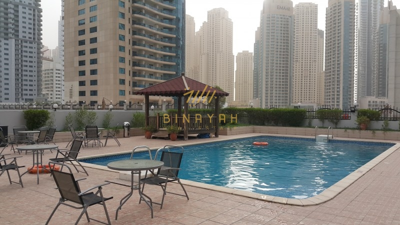 No Chiller Fee 2 Bedroom Apartment for Rent at Marina Diamond 6