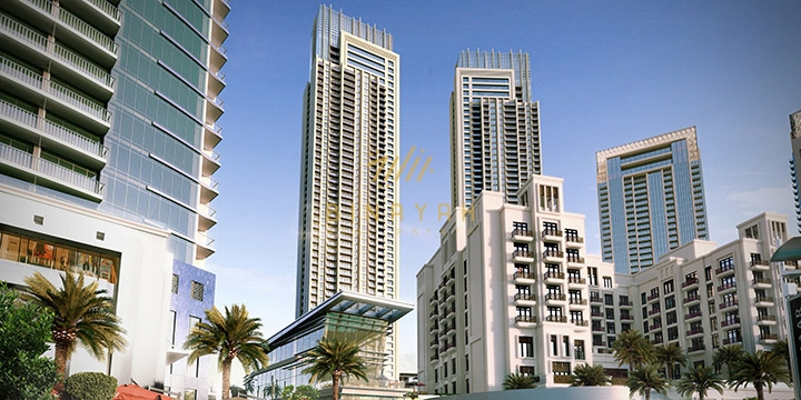 1 Bedroom Apartment for Sale at Harbour Views 2 Dubai Creek