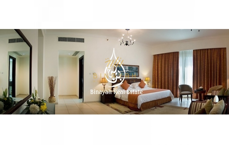 Hotel Apartment for Rent in Dubai Marina  3 Bedroom Deluxe Rated