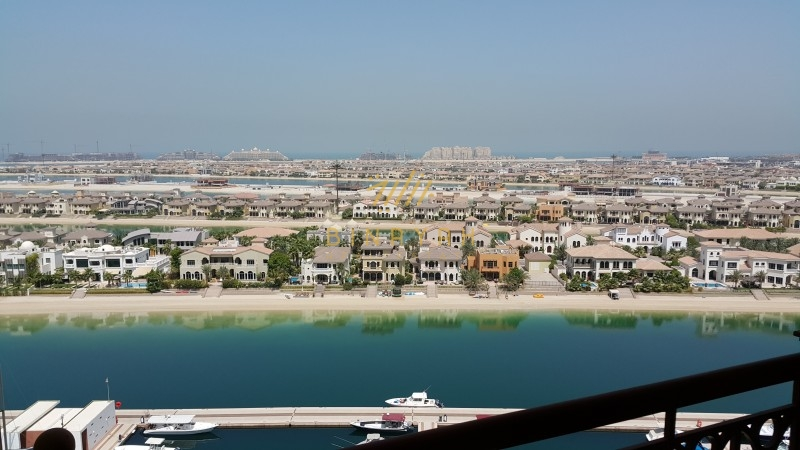 3 Bedroom Full Panoramic view High floor Marina Residences Palm Jumeirah