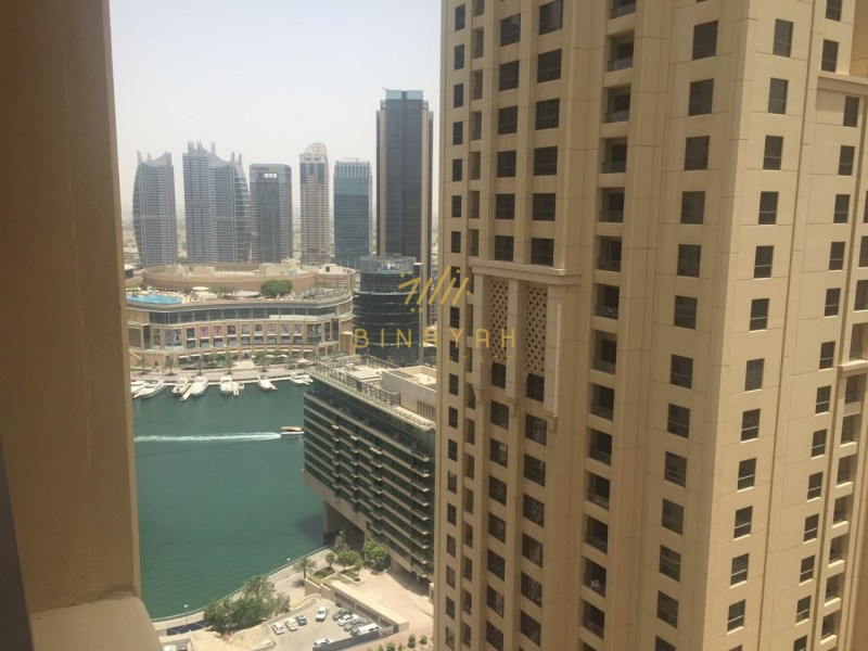 Flat for Rent in JBR - 2 Bedroom Partial Sea View Apartment in Bahar 4
