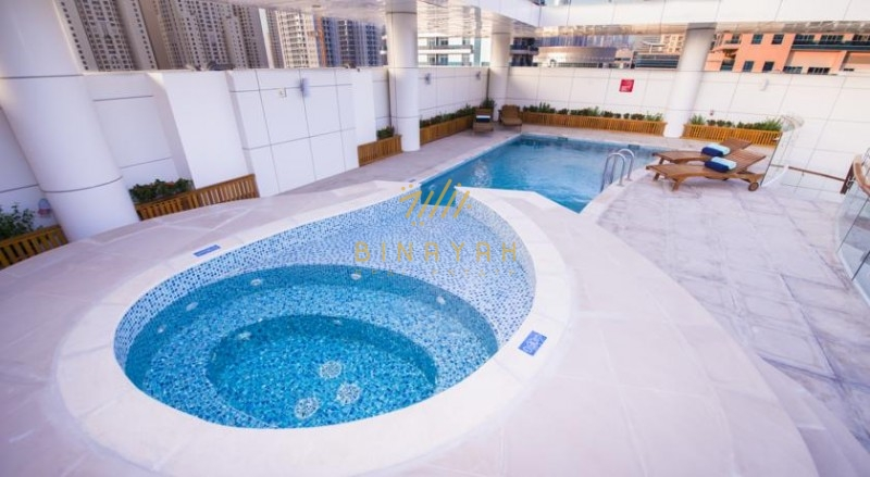 Dubai Marina 2 Bedroom Hotel Apartment for Rent