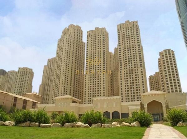 Fully Upgraded 2 BR at Sadaf 6 Sea view