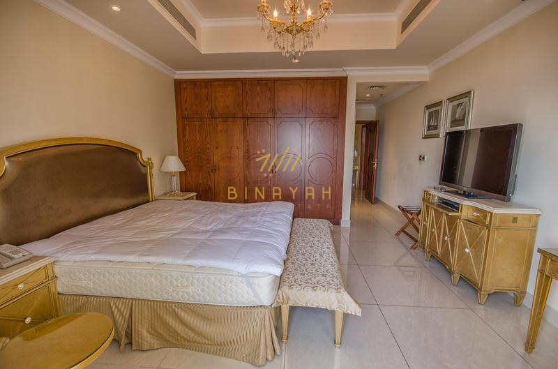Penthouse for Sale in Palm Jumeirah - 4 Bedroom at Kempinski