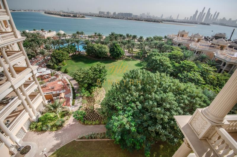 4 Bedroom Penthouse at Kempinski Palm Jumeirah