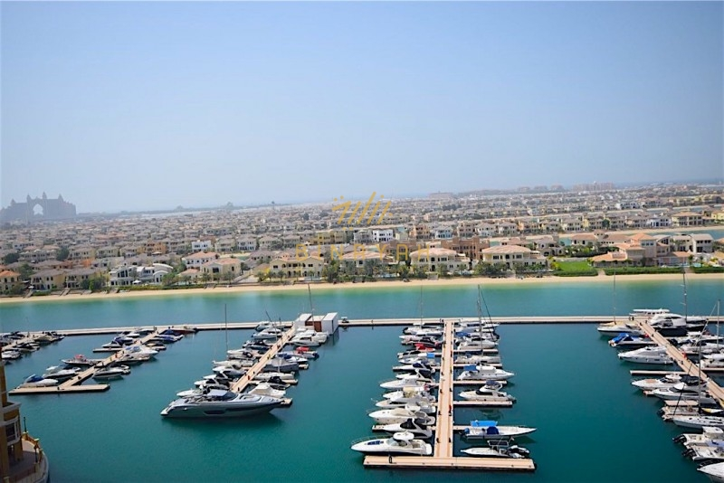 Marina Residence 3 Bedroom Apartment for Rent