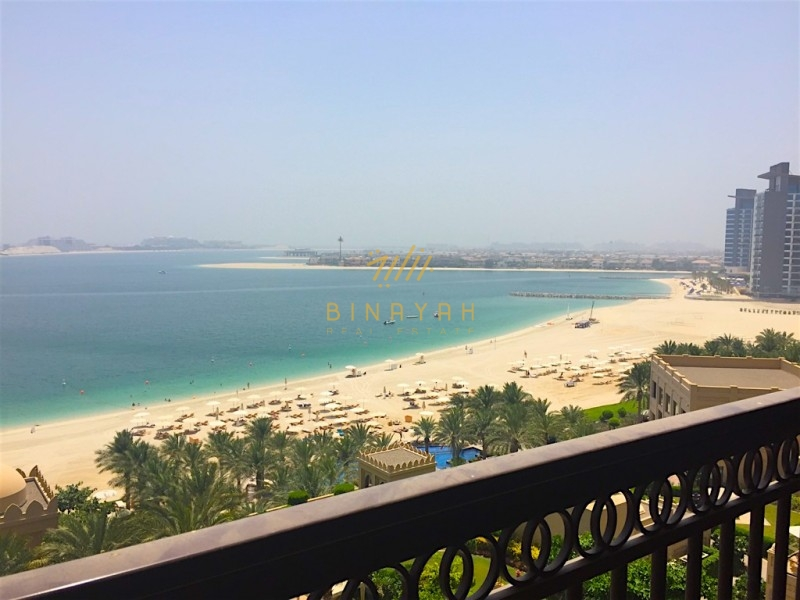 2 Bedroom with maids in Fairmont Residences