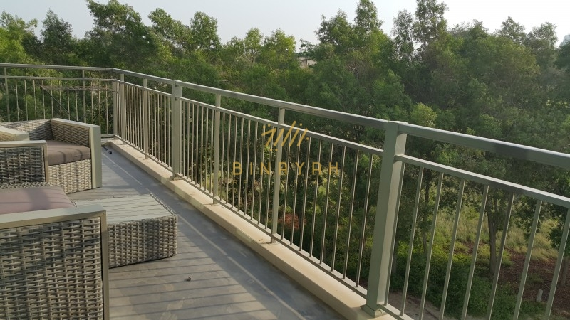 Pool View 3 Bedroom Maids Upgraded Apartment for Sale at Panorama The Views