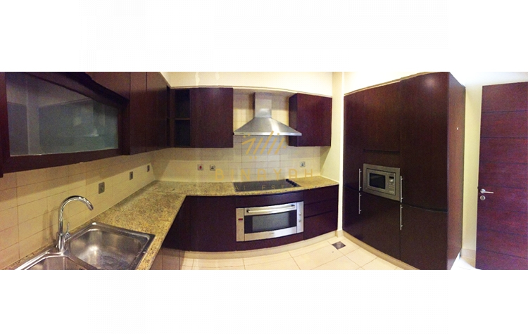 Tiara Residence 3 Bedroom Apartment for Rent