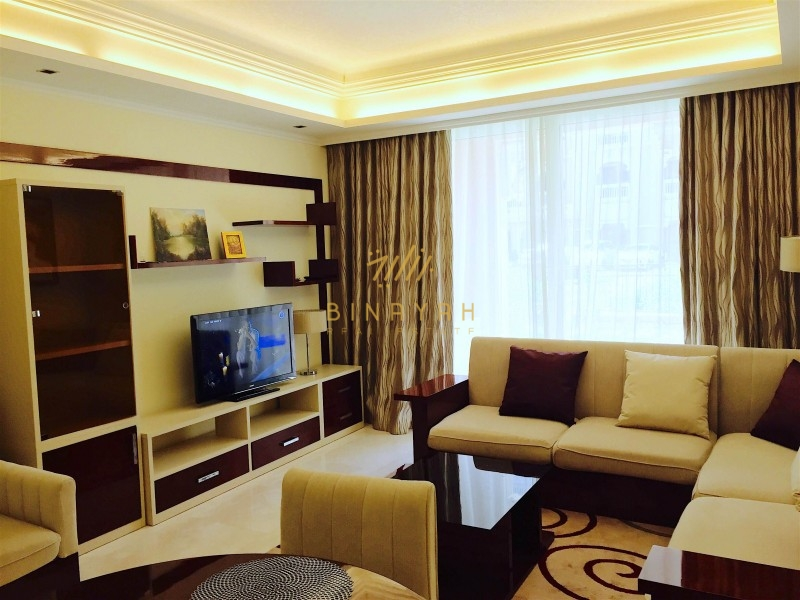 Furnished 2 Bed in Taj Grandeur Residence