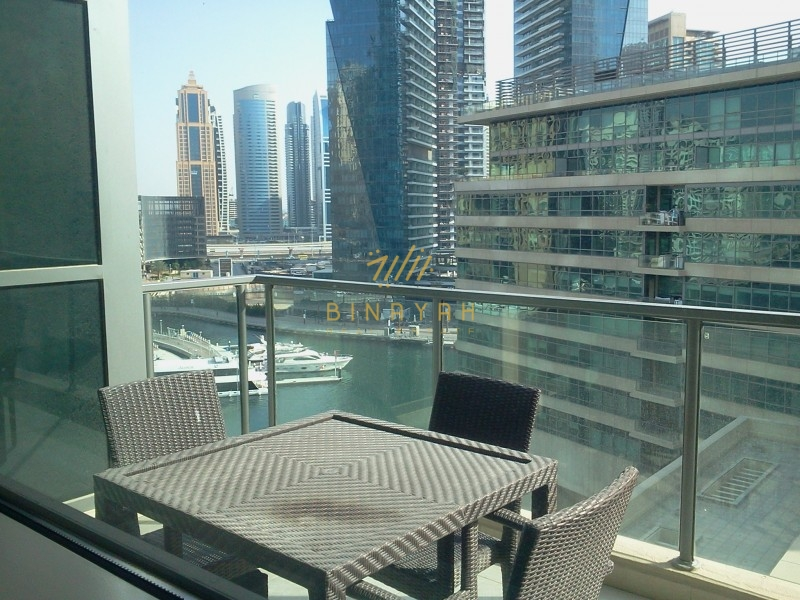 Marina-Pool View|1BR Apt|Marina Quay North