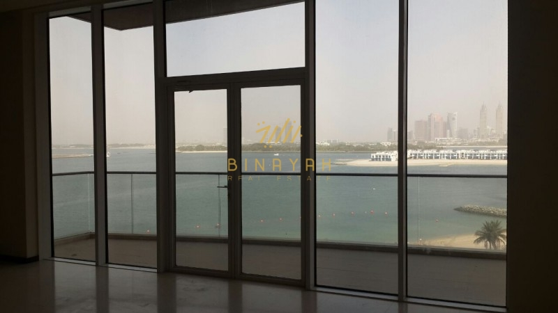 Palm Jumeirah Full Sea View 1 Bed for Sale