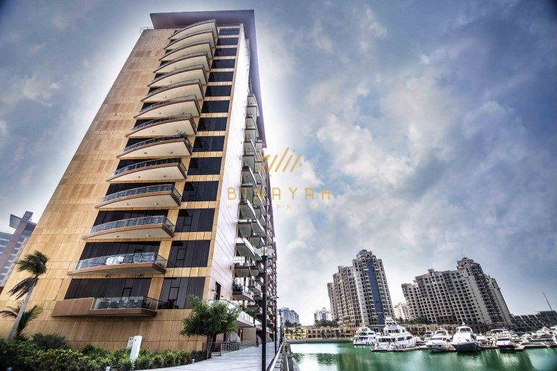 1 Bedroom in Tiara, Ground Floor, Partial Sea view, Palm Jumeirah