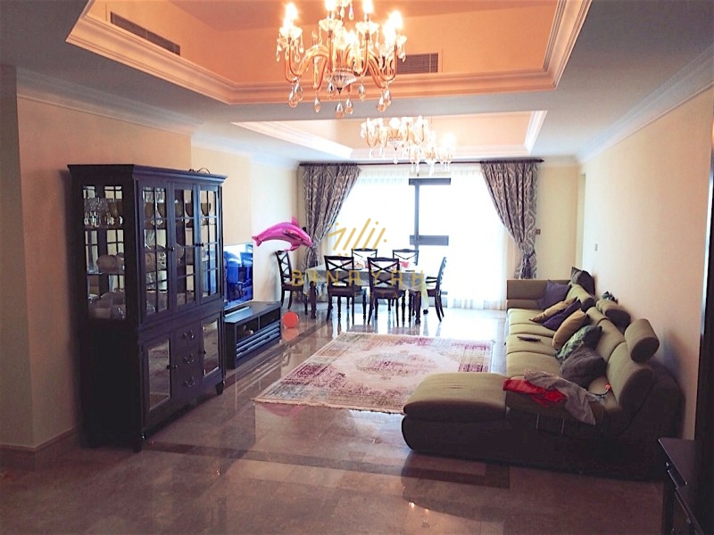 3 bedroom with maids in Fairmont Residences