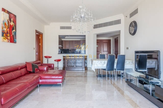 2 bed with maids in Fairmont Palm Jumeirah