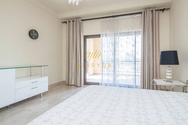 2 Bedroom Apartment with Maid in Fairmont Palm Jumeirah