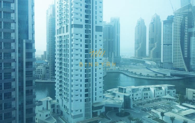 1 Bedroom with SZR View at Sukoon Tower