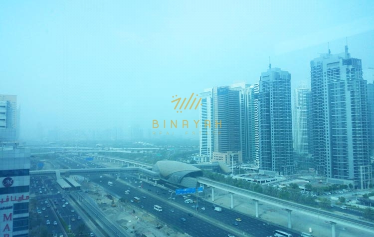 1 Bedroom at Sukoon Tower SZR View