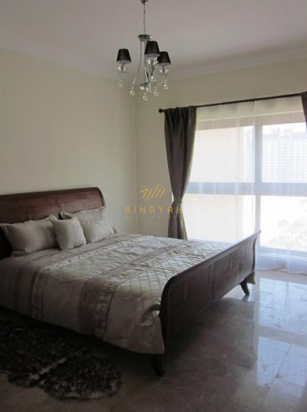 Furnished 2 Bedroom in Fairmont South, Palm Jumeirah