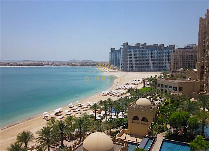 2 Bedroom with maids Fairmont Palm Jumeirah