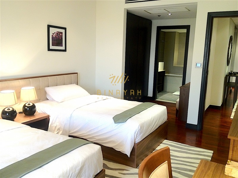 Fully Furnished 1 Bed in Anantara Residence