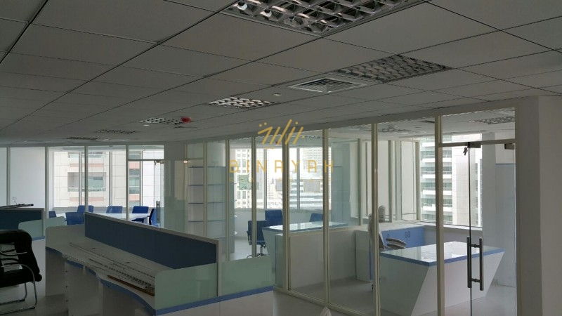 Fully Fitted Office at Damac Executive Heights