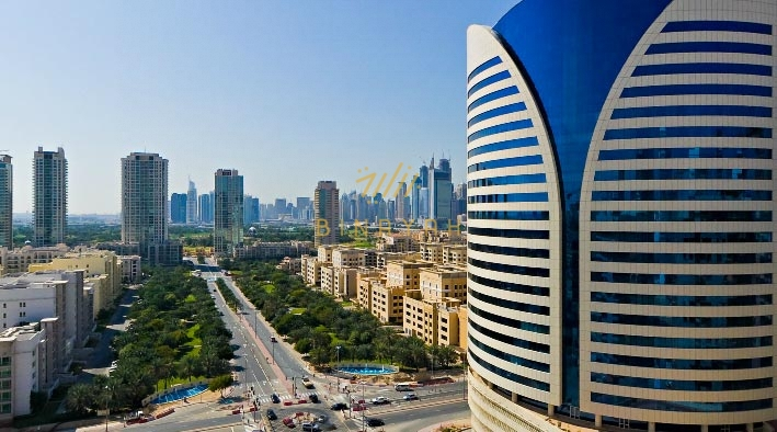 Fully Fitted Furnished Office for Sale at Damac Executive Heights Barsha Heights TECOM
