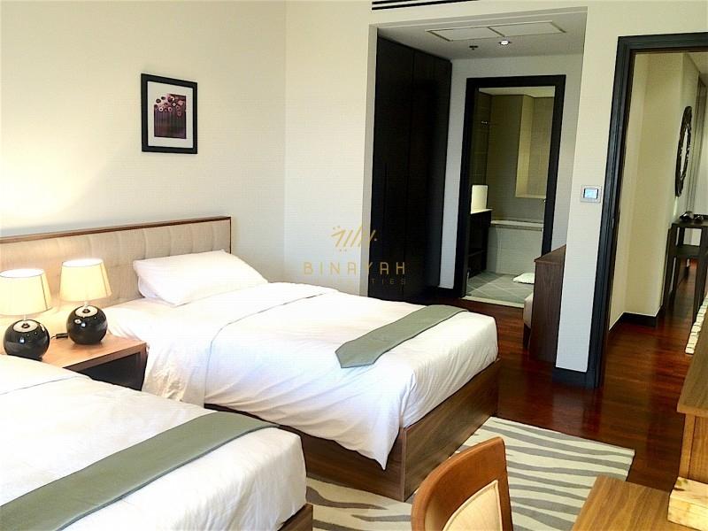 Higher Floor 2 Bedroom Apartment in Anantara Residence